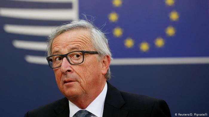 Le président de la Commission européenne, Jean-Claude Juncker (Reuters / D. Pignatelli)