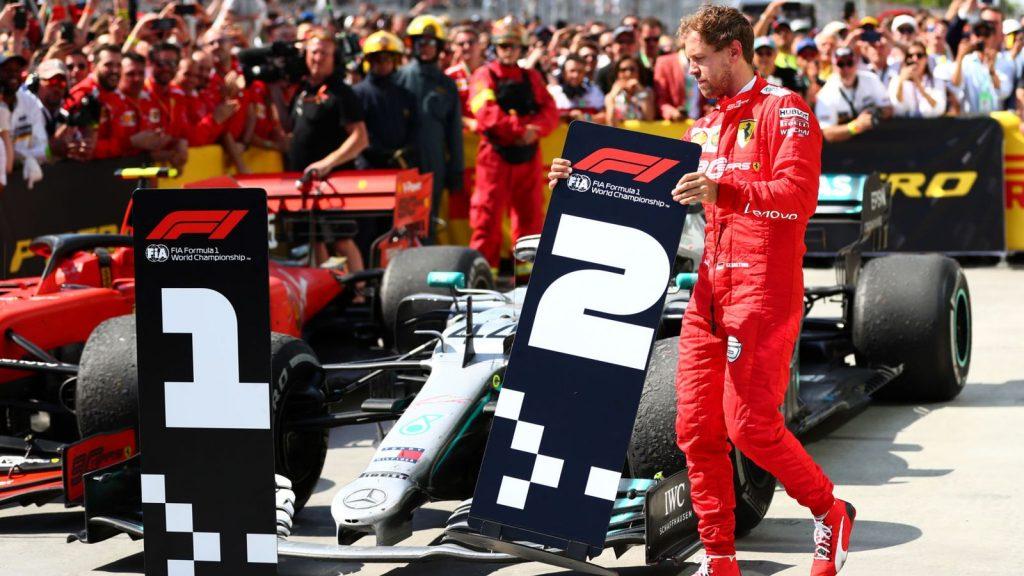 Sebastian Vettel: révision du dossier de la peine pour le GP de France vendredi