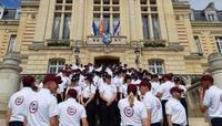 Un groupe de service national français indisposé avait «supervision»