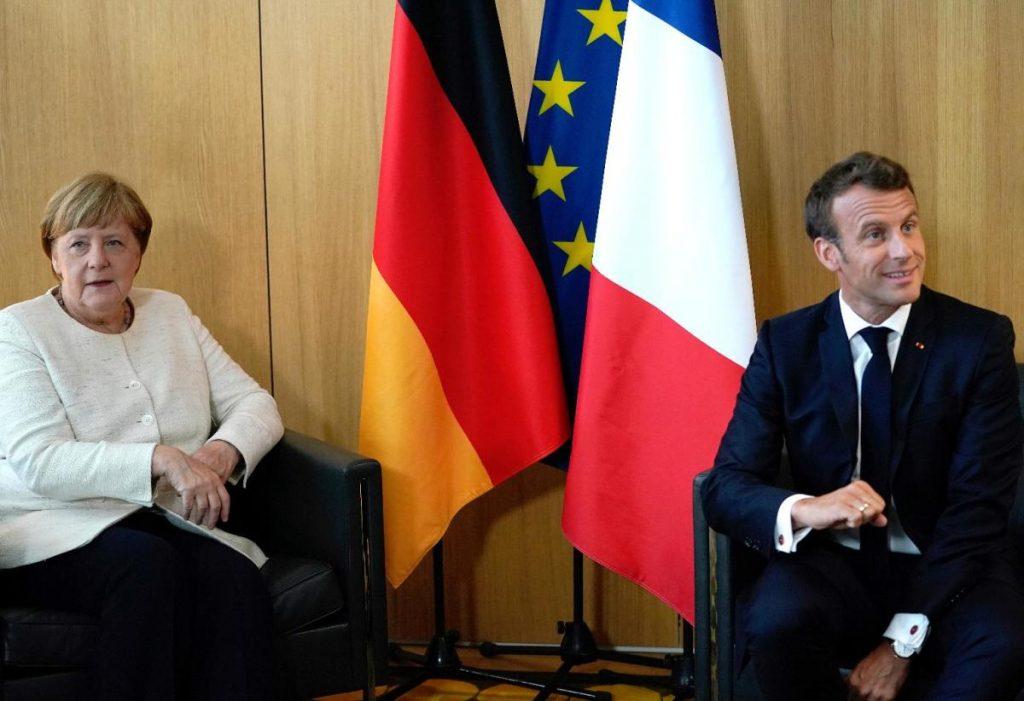 Dernières nouvelles: Concours Macron: le sommet de l'UE et non la France contre l'Allemagne | Actualité économique