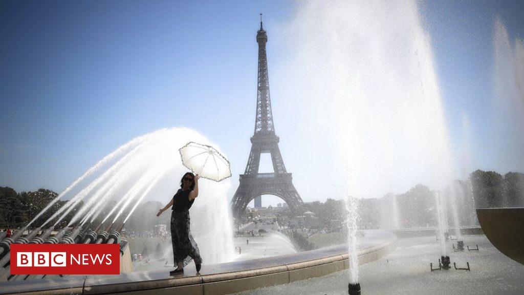 La vague de chaleur France 40C pourrait battre des records de juin