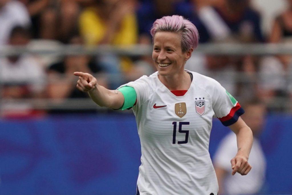 Coupe du Monde Femmes: Les Américaines invaincues battent l'Espagne 2 à 1 et affrontent la France en quarts de finale | Fort Smith / Fayetteville Nouvelles
