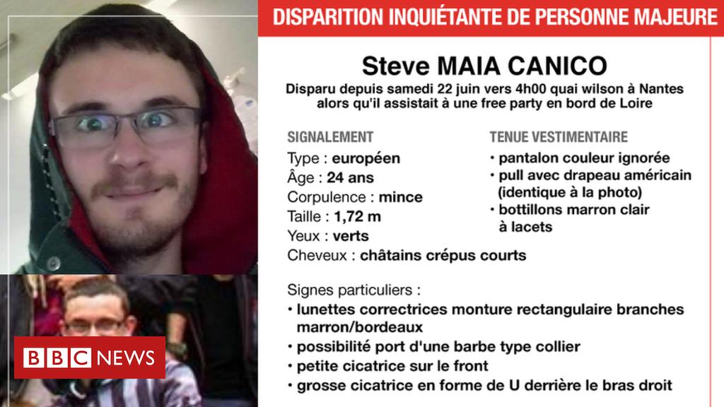 La police française sous le feu d'un homme porté disparu à Nantes