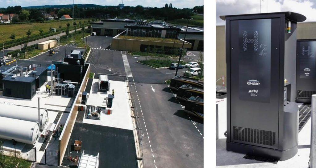 Inauguration de la première station d'hydrogène pour bus en France | Nouvelles
