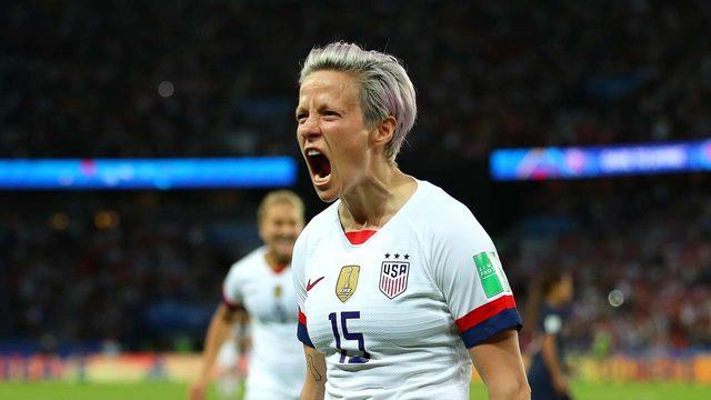Photos: France v USA - Quarter Final - (1/20)