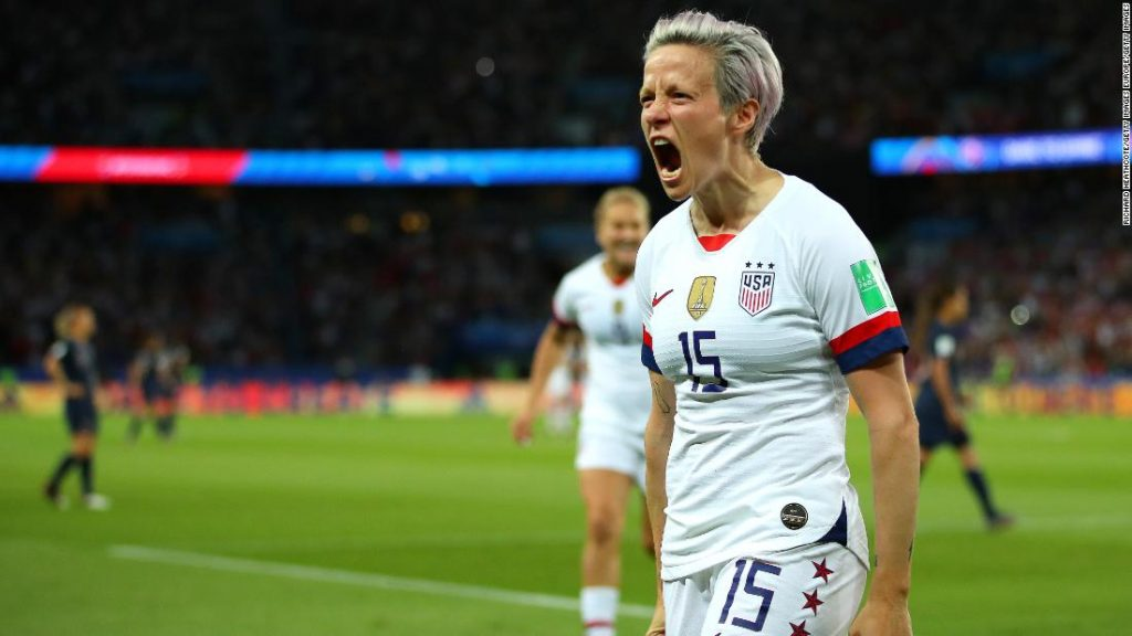 US defeats France to advance to World Cup semifinal