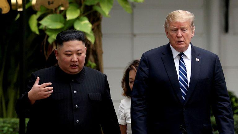 Kim Jong Un et Donald Trump se sont rencontrés pour un deuxième sommet en février