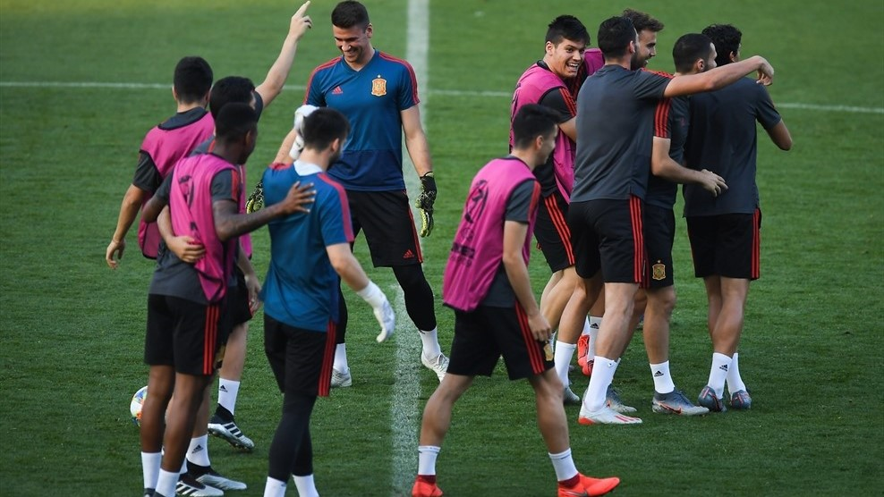 Avant-première des demi-finales de l'EURO U21: Espagne v France - Moins de 21 ans - Actualités
