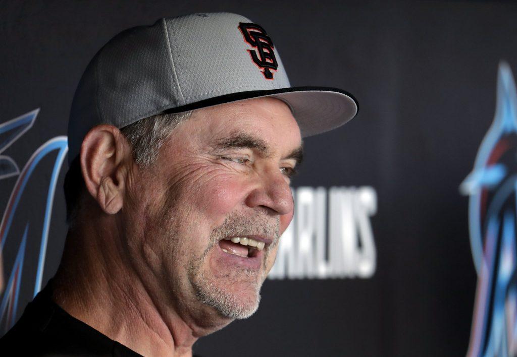 Bruce Bochy des Giants a demandé à diriger l'équipe de France lors de la prochaine Classique mondiale de baseball