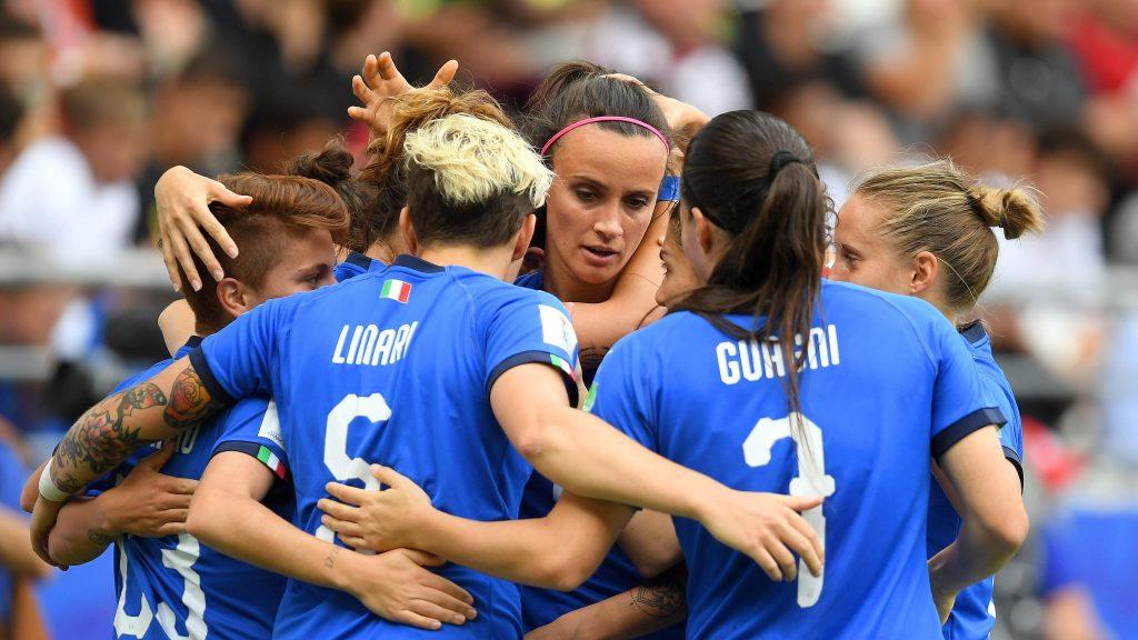 Coupe du Monde Féminine de la FIFA, France 2019 ™ - Actualités - Azzurre et les Lionnes qualifiées pour Nadeshiko coulent un Ecossais