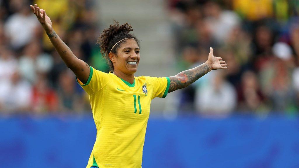 Coupe du Monde Féminine de la FIFA, France 2019 ™ - Actualités - Cristiane: Je vais avoir le sourire un moment