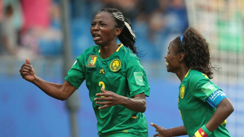 Coupe du Monde Féminine de la FIFA, France 2019 ™ - Actualités - Le duo africain progresse aux États-Unis