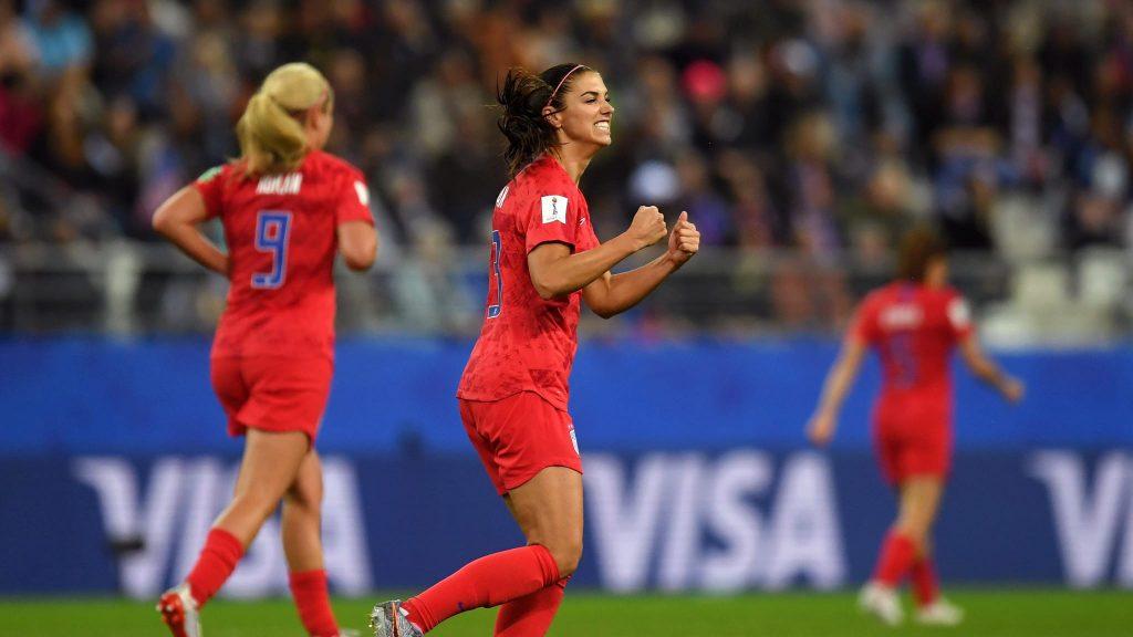 Coupe du Monde Féminine de la FIFA, France 2019 ™ - Actualités - Les Etats-Unis et la Suède s'attaquent aux huitièmes de finale