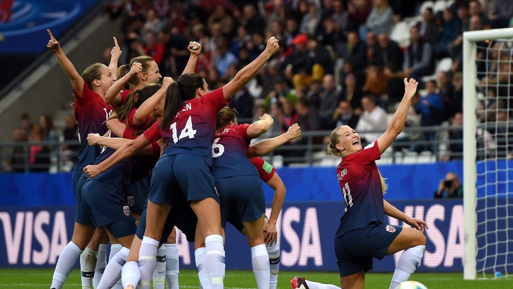Coupe du Monde Féminine de la FIFA, France 2019 ™ - Actualités - Les Européennes restent parfaites en France 2019