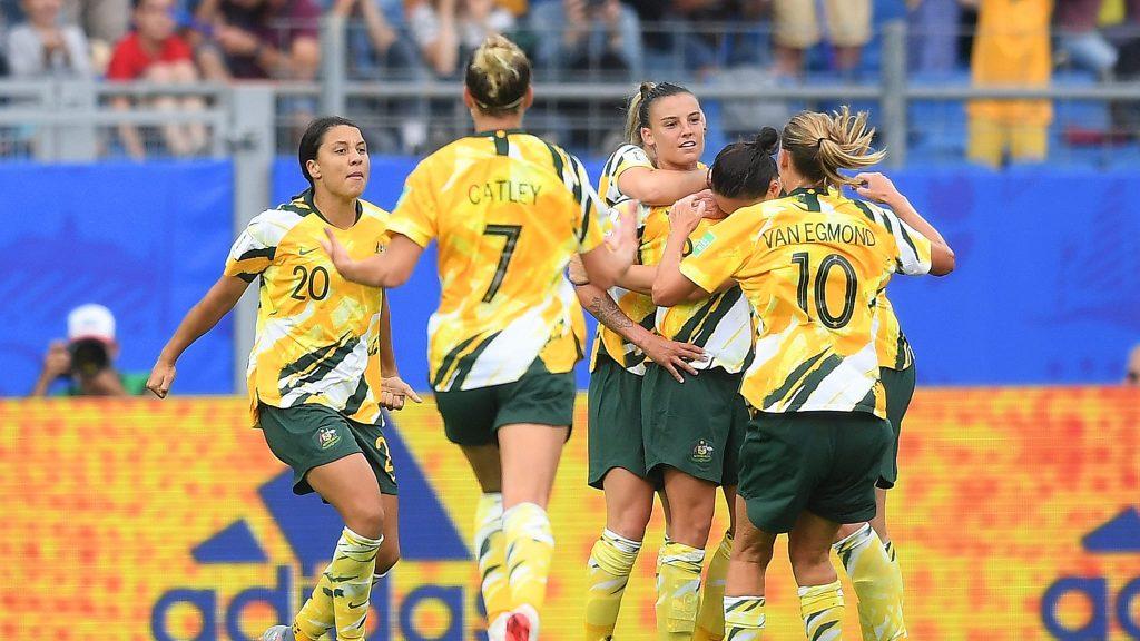 Coupe du Monde Féminine de la FIFA, France 2019 ™ - Actualités - Matildas, croyance en soi