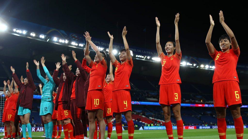 Coupe du Monde Féminine de la FIFA, France 2019 ™ - Actualités - Matildas et la Chine rebondissent alors que Marta passe à l'histoire