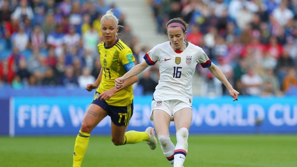 Coupe du Monde Féminine de la FIFA, France 2019 ™ - Actualités - Pourquoi jouer à la Suède a été un tournant pour les États-Unis