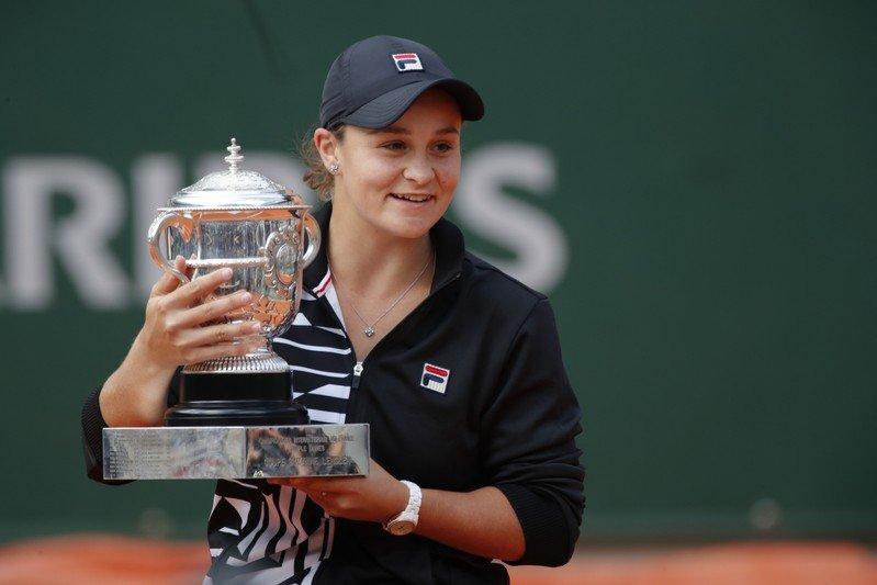 Factbox: Liste des champions de France Open en simple féminin   Actualité à la Une