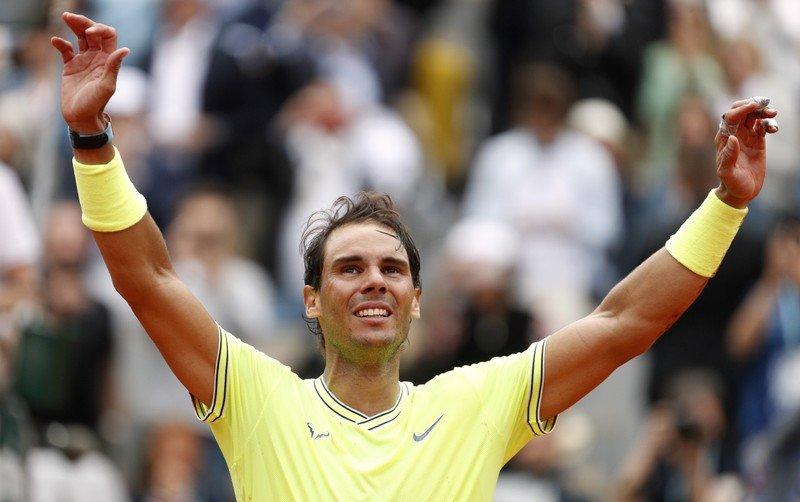 Factbox: Liste des champions de France Open en simple masculin   Actualité à la Une