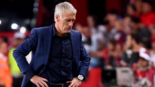 """France News: Didier Deschamps a déclaré que son équipe avait """"pris une bonne gifle"""" dans la défaite en qualifications de l'Euro 2020 face à la Turquie"""