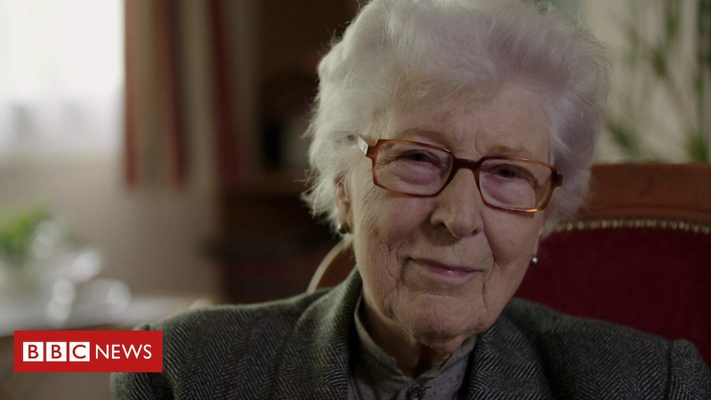 Infirmière de la Résistance française: «Les nazis étaient comme une grosse éruption cutanée»