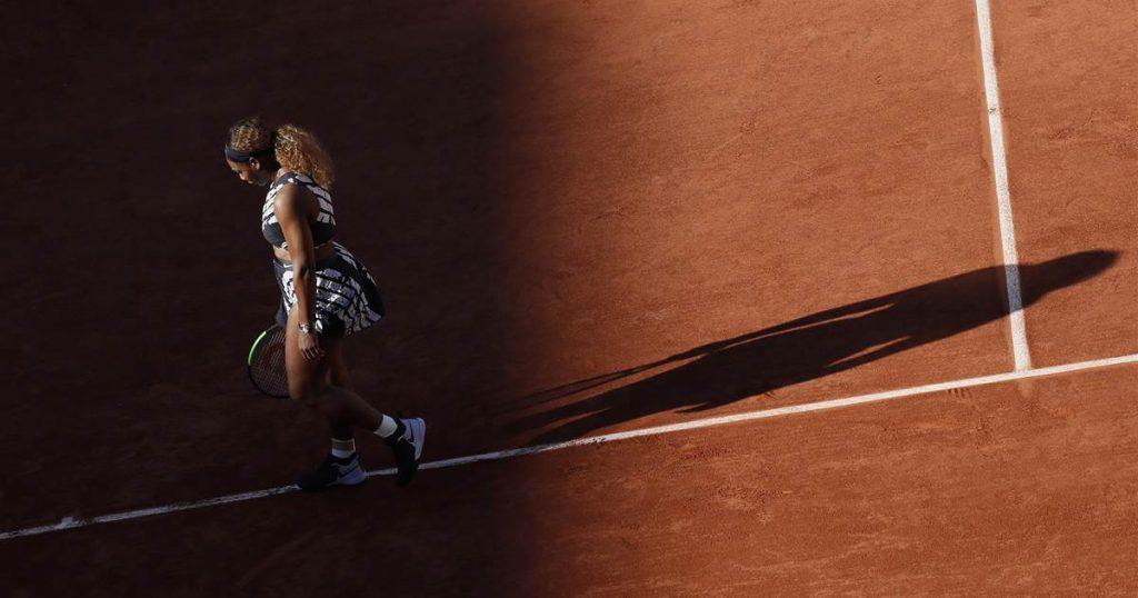 L'Open de France et le tennis féminin comptent également de nombreuses joueuses non nommées Serena Williams