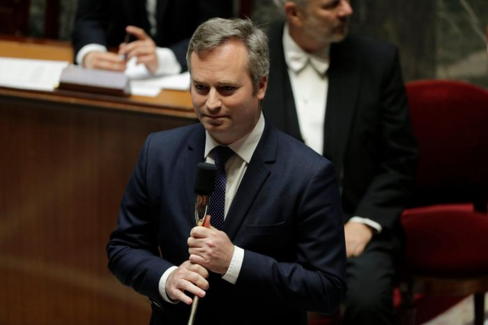 Minister of State for Europe and Foreign Affairs of France Jean Baptiste Lemoyne (AFP FILE PHOTO / MANILA BULLETIN)