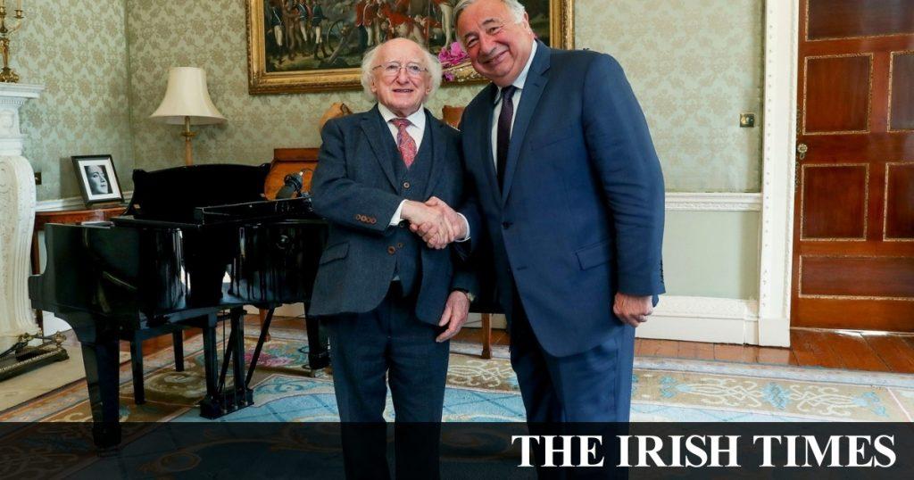 L'Irlande est un exemple pour l'Europe - un politicien français de premier plan