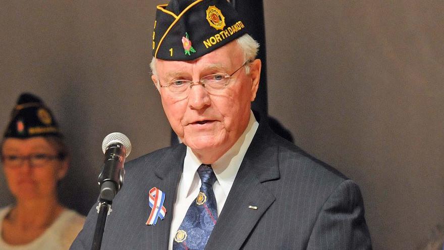 L'ancien procureur général du Dakota du Nord se rend en France pour le 75e anniversaire du jour J   Bismarck