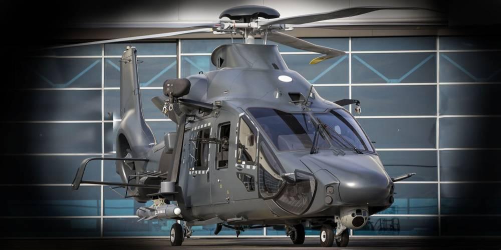 L'armée française avance sur le programme Airbus H160M