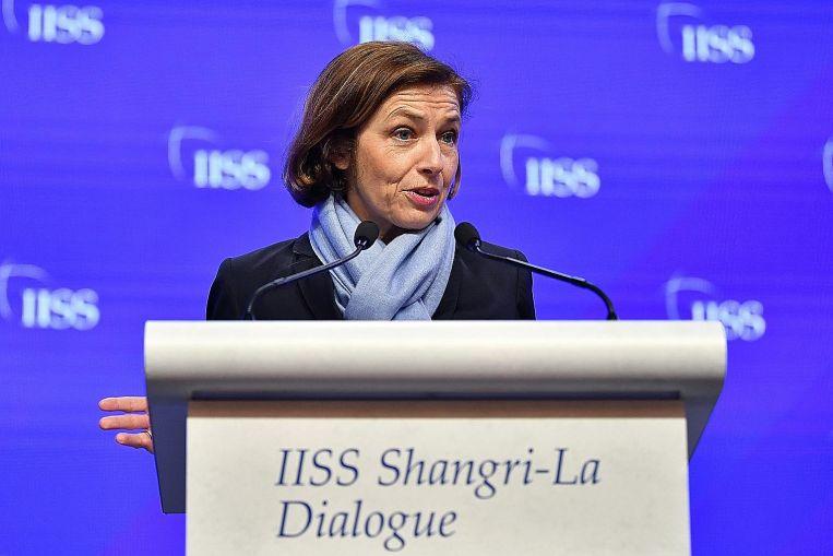 La France réaffirme son engagement en faveur de l'Indo-Pacifique et de Singapour