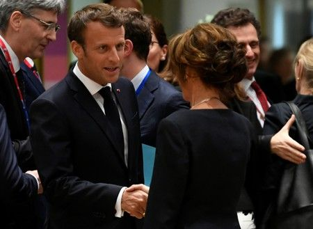 France's Macron says three lead candidates for EU Commission presidency failed to get support