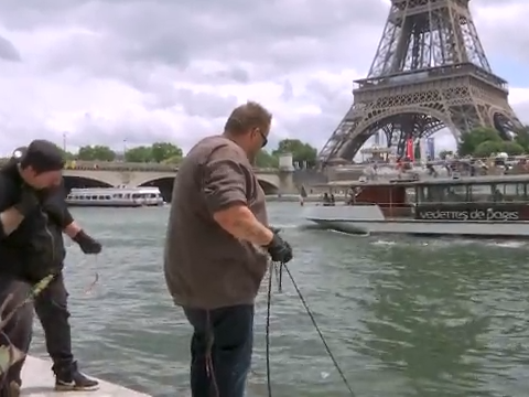 Pêche magnétique dans les rivières françaises   Nouvelles