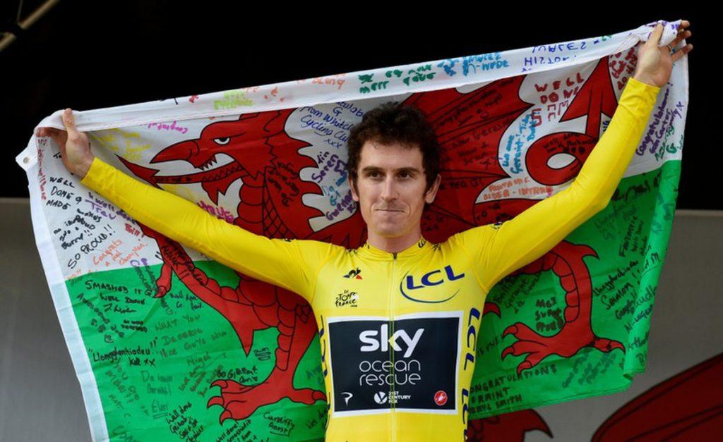 Thomas participera au Tour de France malgré l'accident   Nouvelles