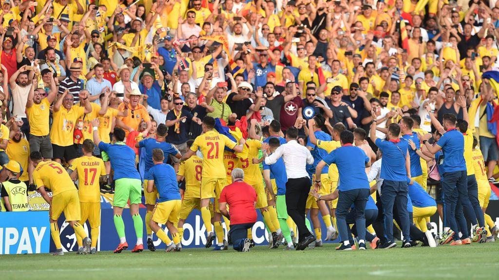 Tournois olympiques de football 2020 - Hommes - Nouvelles - La Roumanie et la France obtiennent les deux dernières places olympiques d'Europe