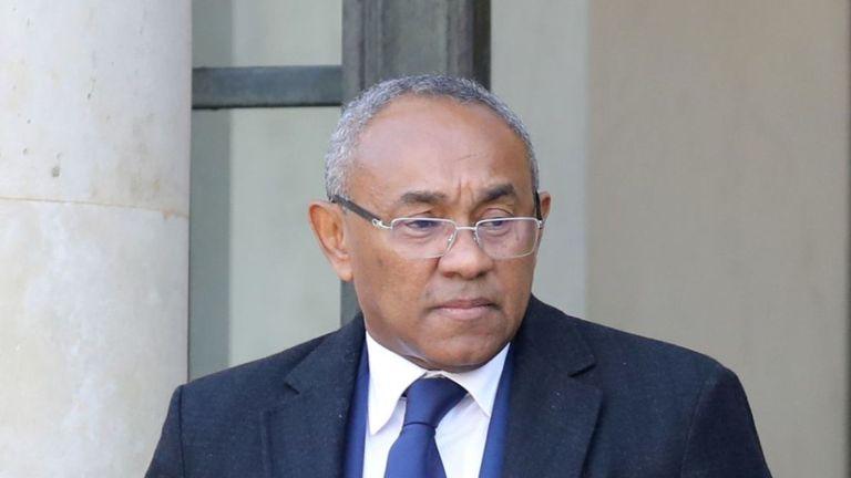 Ahmad a été élu président de la CAF en 2017, ce qui lui a permis de siéger au conseil au pouvoir de la FIFA.