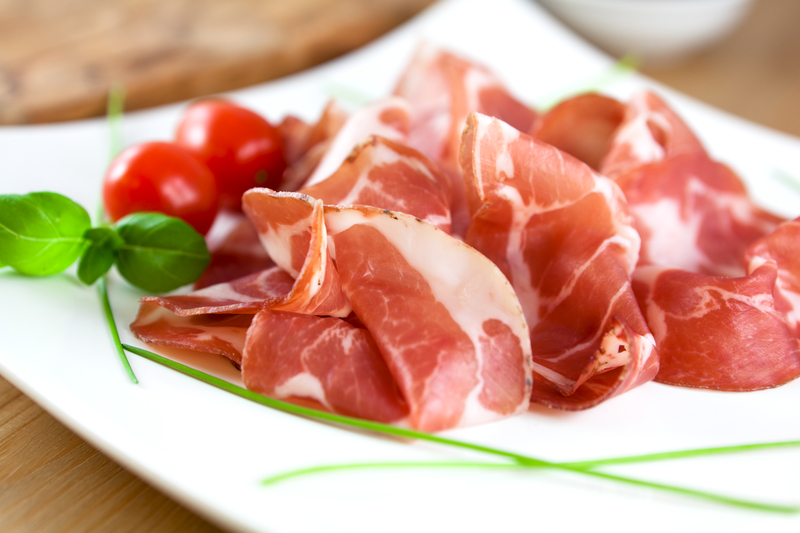 dreamstime_Coppa deli meat Italy ham