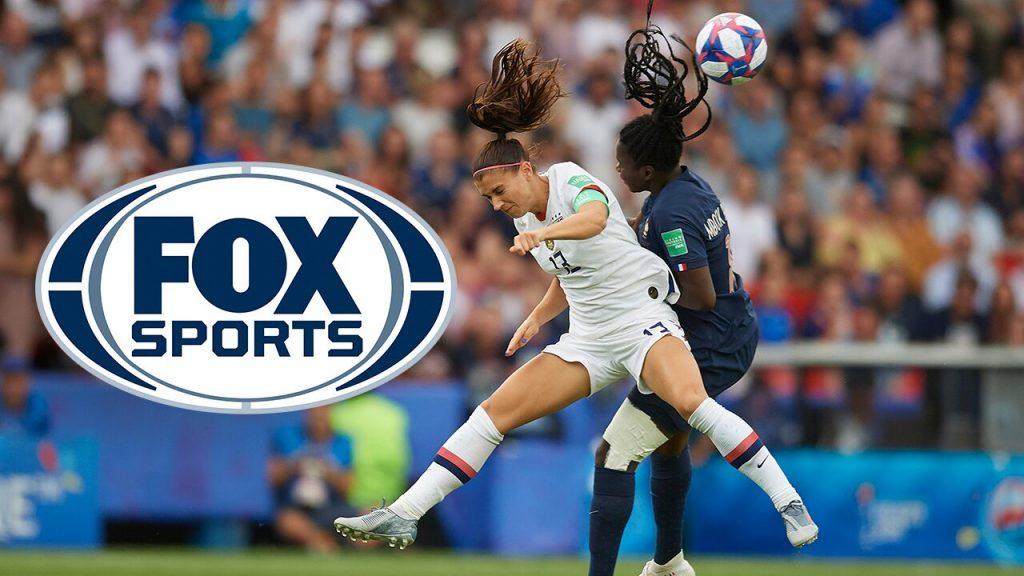 La couverture des Etats-Unis contre la France par FOX bat les records de qualifications en quarts de finale de la Coupe du Monde Féminine