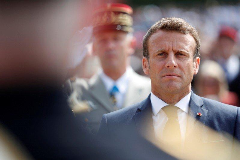 Le Français Macron déclare les nominations européennes positives pour l'Europe | Nouvelles du monde