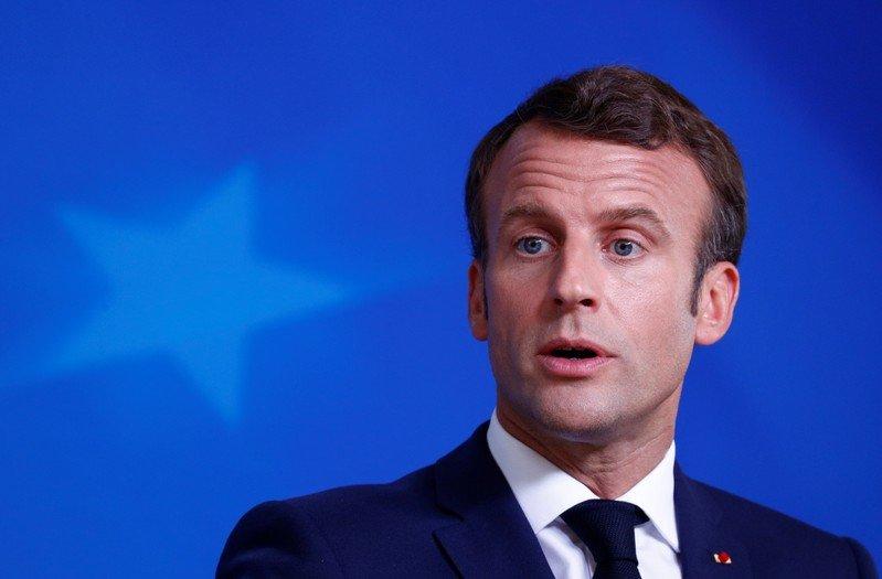 Macron dit ne pas craindre un Brexit sans issue, la responsabilité du côté britannique | Nouvelles du monde