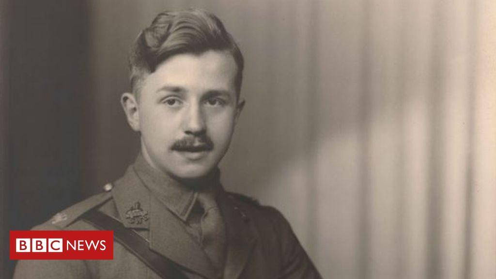 Le héros de la Seconde Guerre mondiale SAS honoré 75 ans après sa mort en France