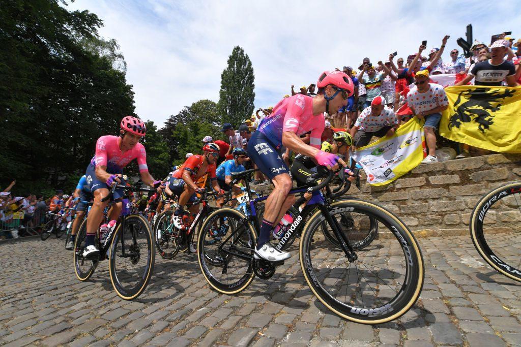 Qu'est-ce que ça fait d'être une recrue du Tour de France? Nous avons parlé avec trois débutants - VeloNews.com