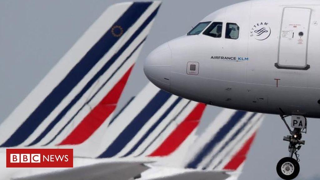 """La France prévoit une """"éco-taxe"""" sur les tarifs aériens"""
