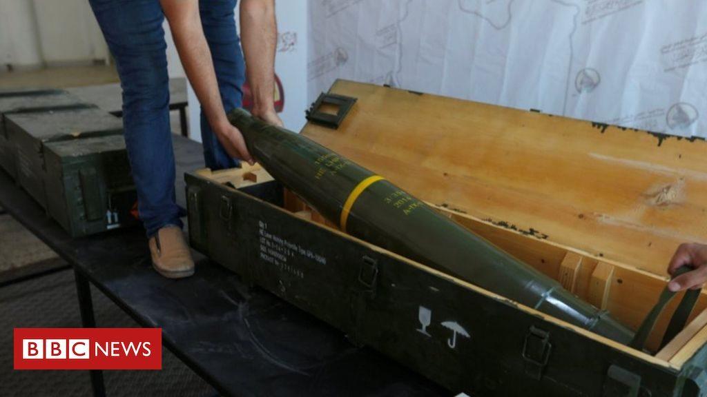 Conflit libyen: des missiles français découverts sur une base pro-Haftar