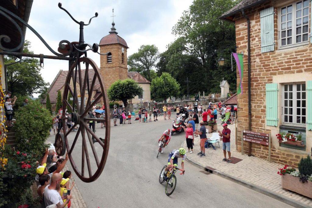 Tour De France: Groenewegen Sprints À La Victoire Dans La Étape 7 | Nouvelles sportives