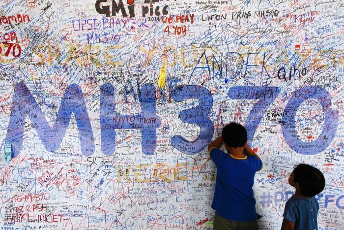 Vol Malaysia Airlines MH370