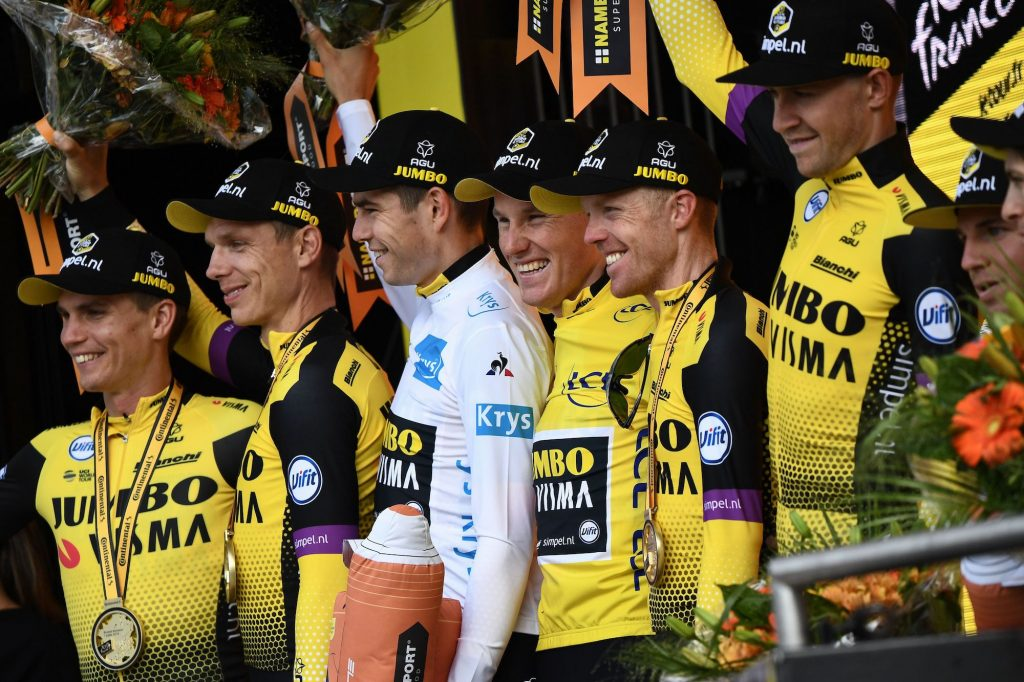 Quelle équipe a remporté le plus de prix en argent au Tour de France 2019?