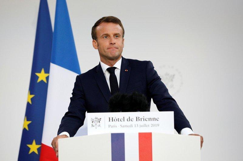 La France va créer un commandement spatial au sein de l'armée de l'air: Macron | Nouvelles du monde