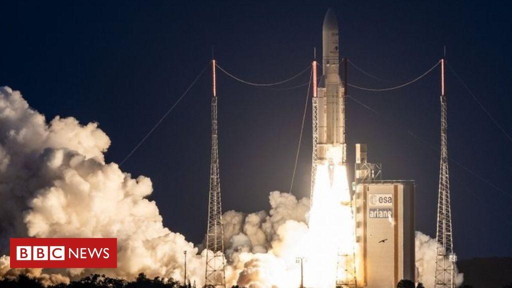 La France va créer un nouveau commandement de défense de l'espace en septembre
