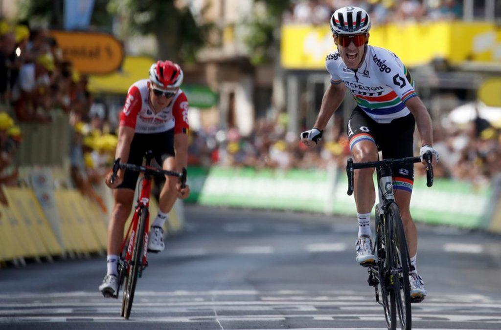 Cyclisme: Impey remporte la neuvième étape du Tour de France | Nouvelles